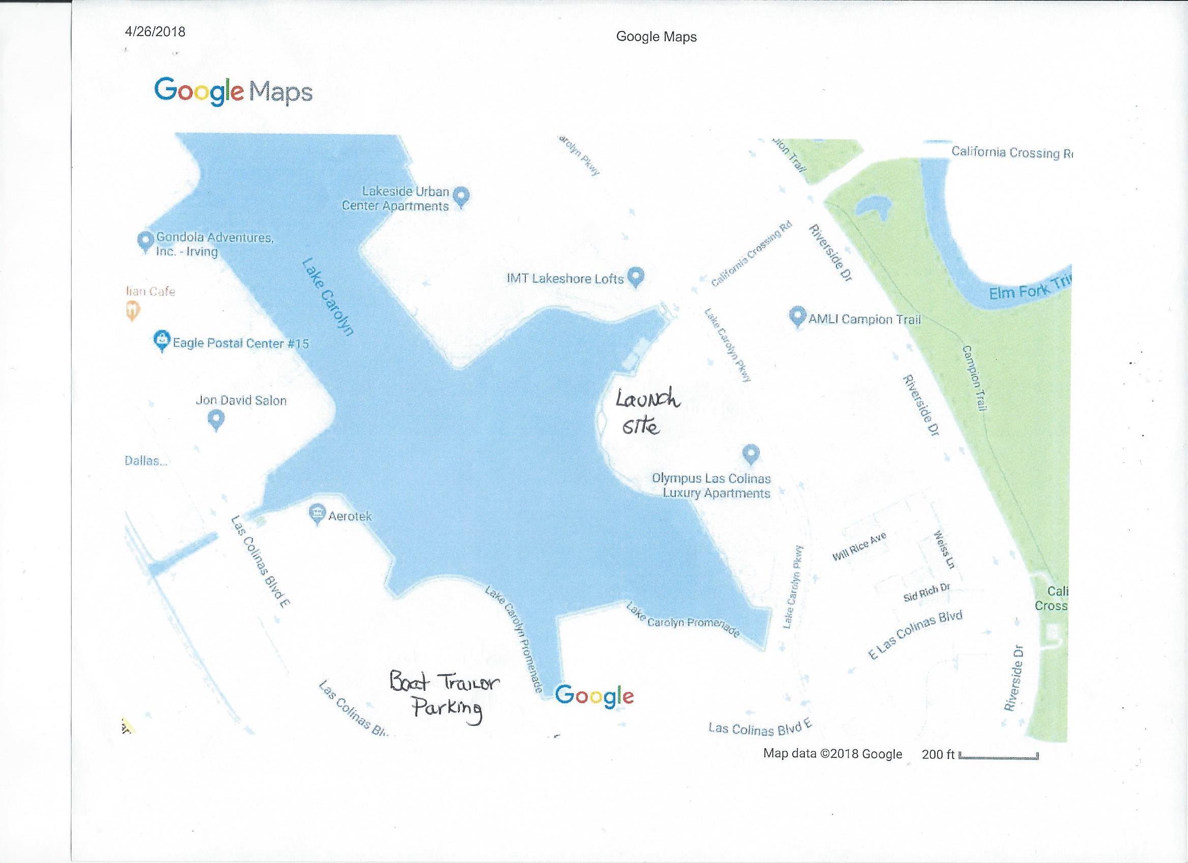 AMBUCS - MAP