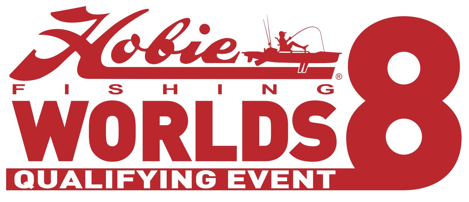Hobie Worlds 8 Logo - Red